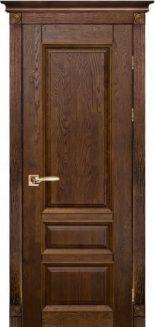 Дверь Ока массив дуба Aristocrat модель №1