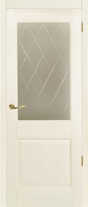 Дверь Ока массив сосны модель Элегия