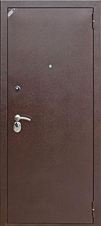Входная дверь Zetta Модель Комфорт 2 (медь)