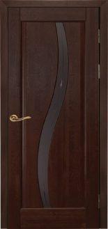 Дверь Ока массив ольхи модель Соло