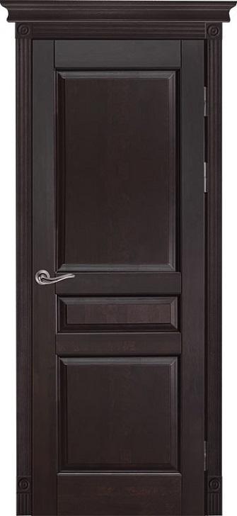 Дверь из массива ольхи Ока модель Валенсия