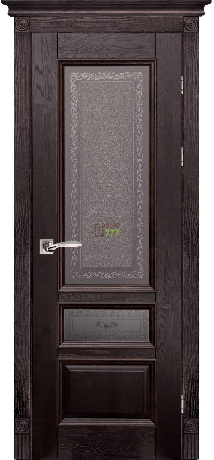 Дверь Ока массив дуба Aristocrat модель №3