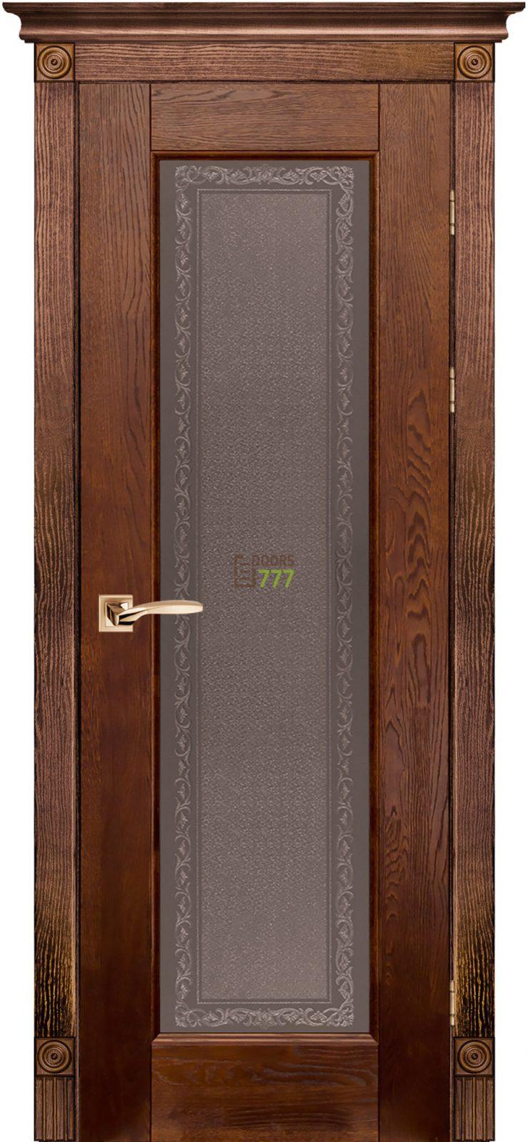 Дверь Ока массив дуба Classic модель №3