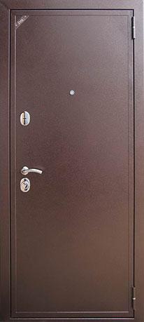 Входная дверь Zetta Модель Евро 2 (Alon-25)