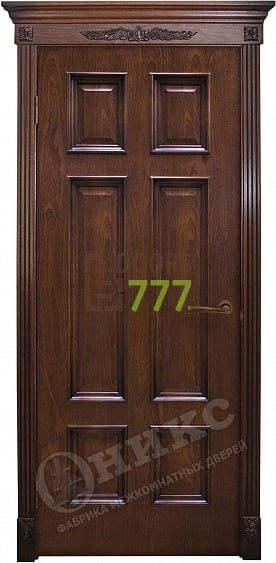 Дверь Оникс Коллекция Классика модель Гранд