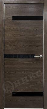 Дверь Оникс коллекция модерн модель Силуэт 3