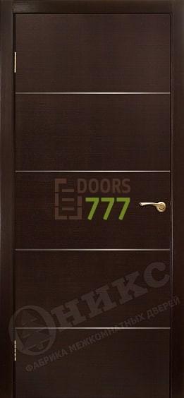 Дверь Оникс коллекция модерн модель Трио