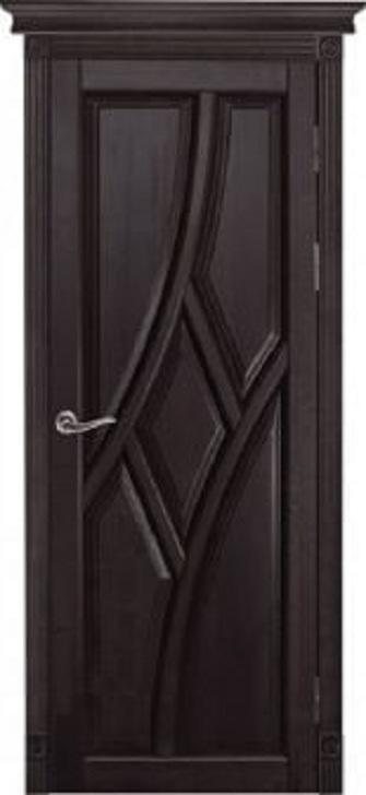 Дверь Ока массив ольхи модель Глория