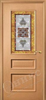 Дверь Оникс Коллекция Классика модель Версаль