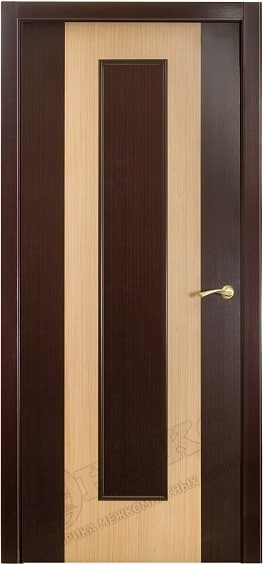 Дверь Оникс коллекция модерн Комби1