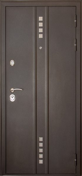Входная дверь FeDoor Модель Квадро 3К