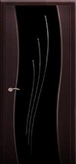 Дверь Luxor шпон модель Лучи