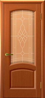 Дверь Luxor шпон модель Лаура