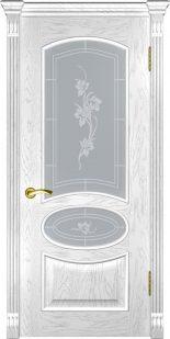 Дверь Luxor шпон модель Грация