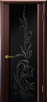 Дверь Luxor шпон модель Трава-2