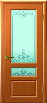 Дверь Luxor шпон модель Валентия-2