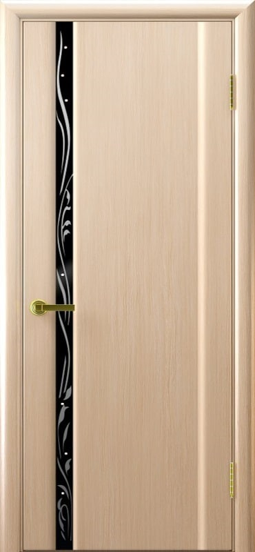 Дверь Luxor шпон модель Трава-1