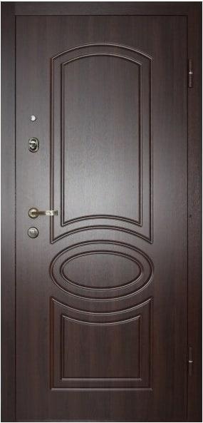 Входная дверь Тайзер серия Эгида ст - 18 10-10 2F-1