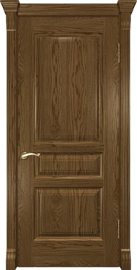 Дверь Luxor массив дуба модель Валентия-2