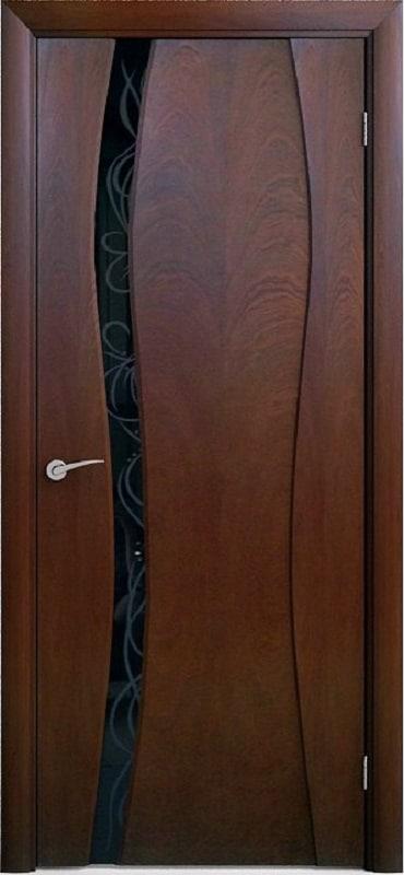 Дверь Luxor шпон модель Лиана-1