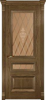Дверь Luxor шпон модель Фараон-2