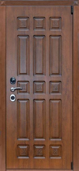 Входная дверь FeDoor Палермо Коричневый