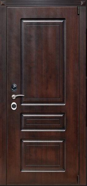 Входная дверь FeDoor Неаполь Black Cherry