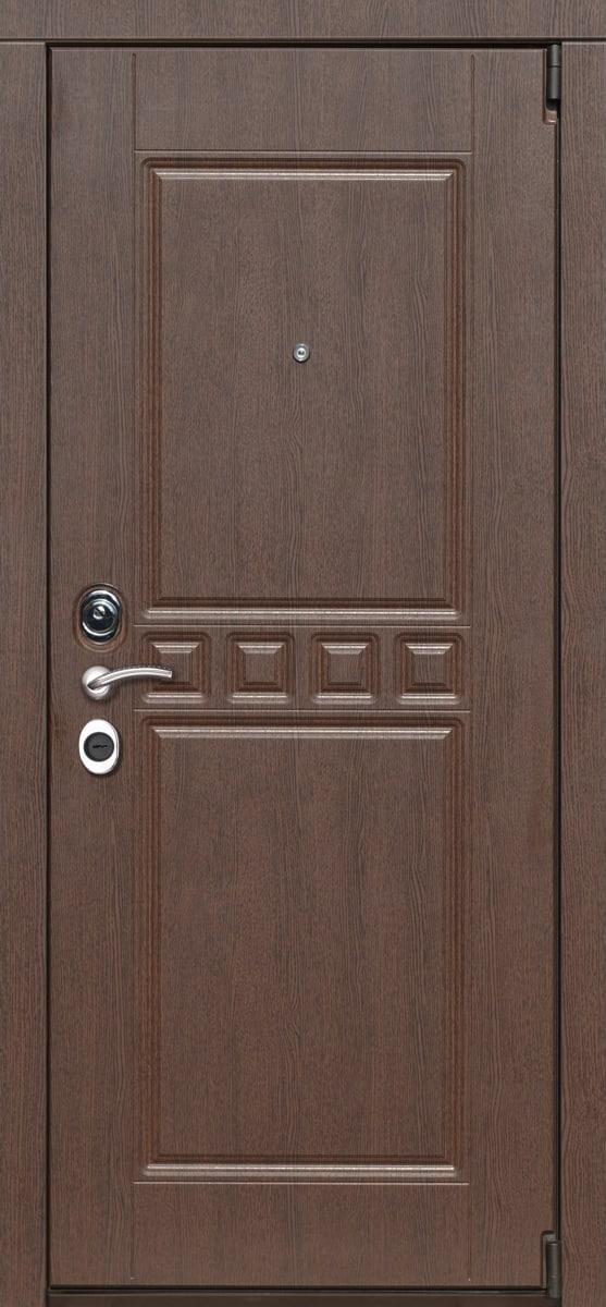 Входная дверь FeDoor Сарбона Орех патина