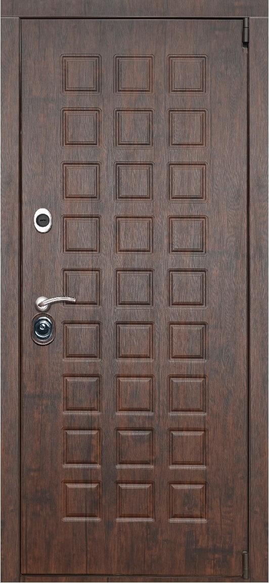 Входная дверь FeDoor Верона Тиковое дерево