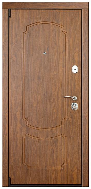 Входная дверь FeDoor Романа Берёза морёная