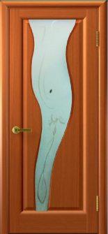 Дверь Luxor шпон модель Торнадо-2