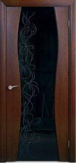 Дверь Luxor шпон модель Лиана-2