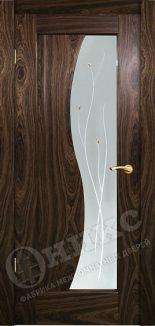 Дверь Оникс Коллекция Техно модель Фрегат