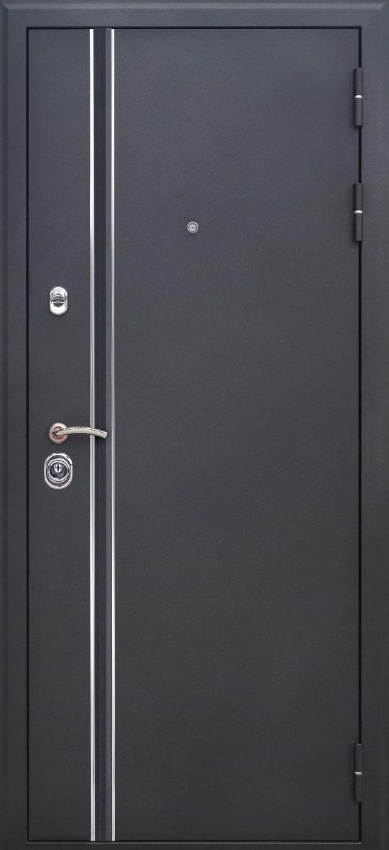 двери металлические входные в проем 2000х900