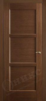 Дверь Оникс Коллекция Техно модель Квадро