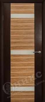 Дверь Оникс Коллекция Техно модель Парма 3