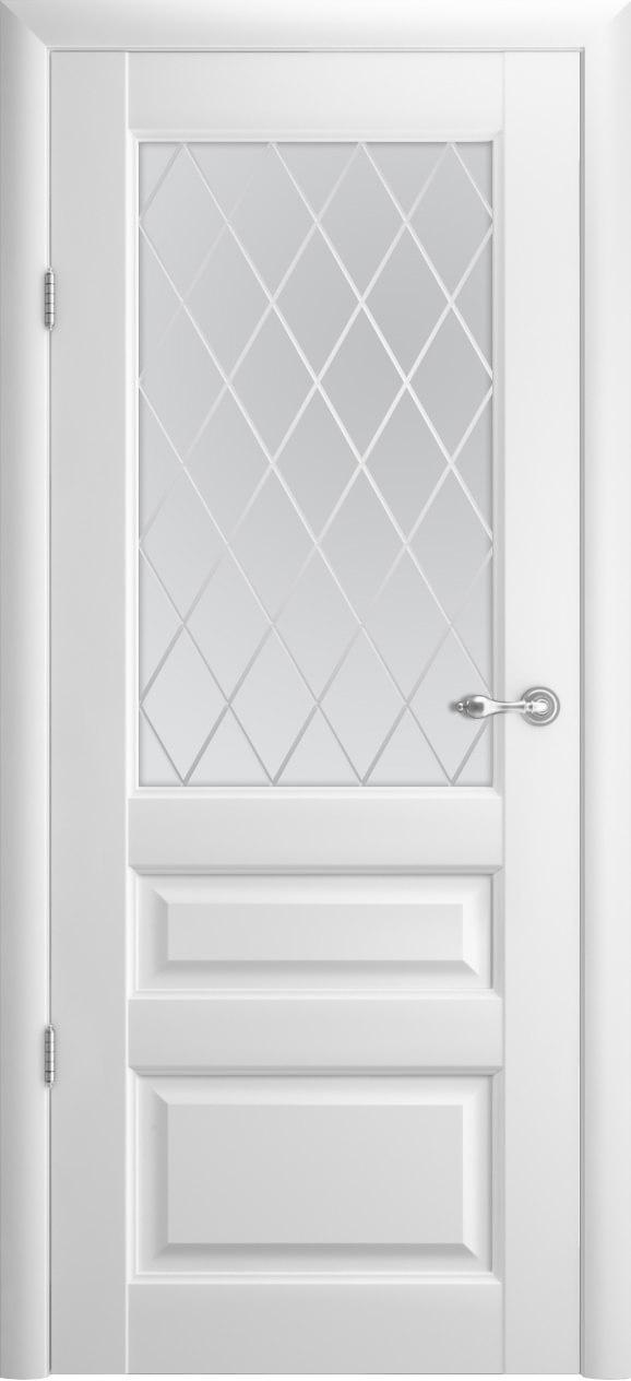 Межкомнатная дверь ALBERO Эрмитаж 2