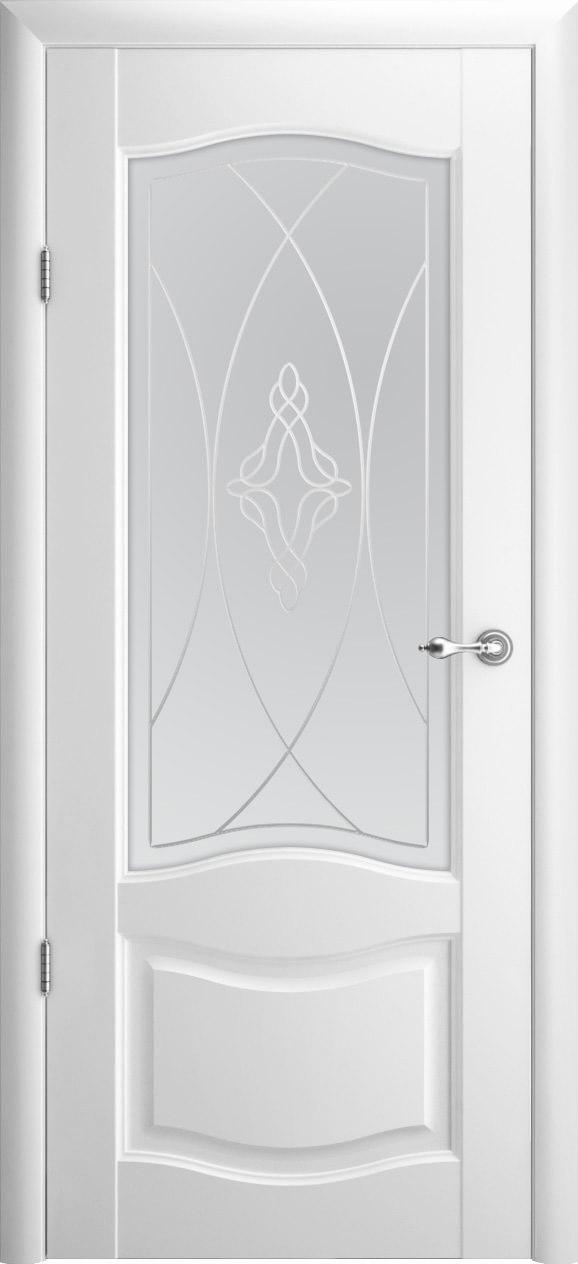 Межкомнатная дверь ALBERO Лувр 1