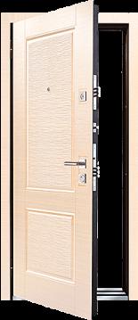 Входная дверь MASTINO LINE 2 Венге светлый - Венге светлый