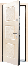 Входная дверь MASTINO LINE 3 Венге светлый - Венге тёмный