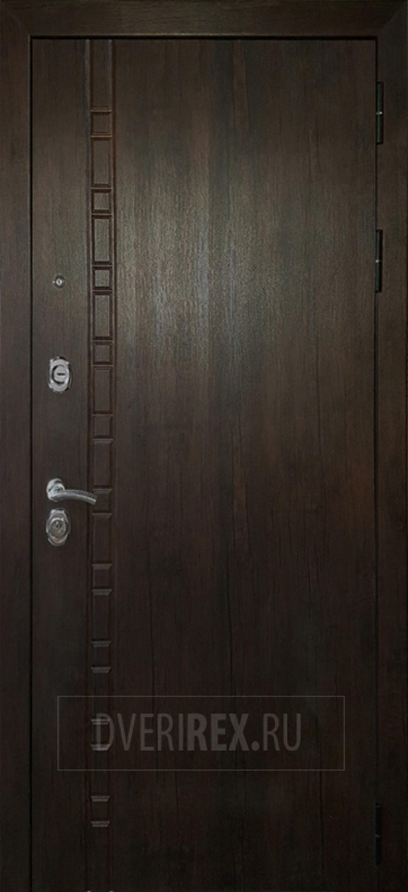 Входная Дверь Rex Премьер Тиковое дерево