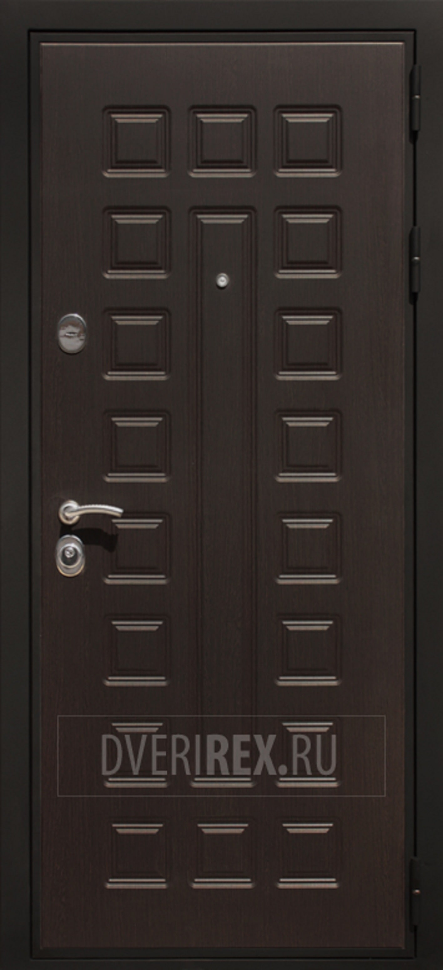 Входная Дверь Rex Премиум 3 Орех