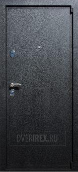 Входная Дверь Rex ReX 3 Зеркало Ясень белый