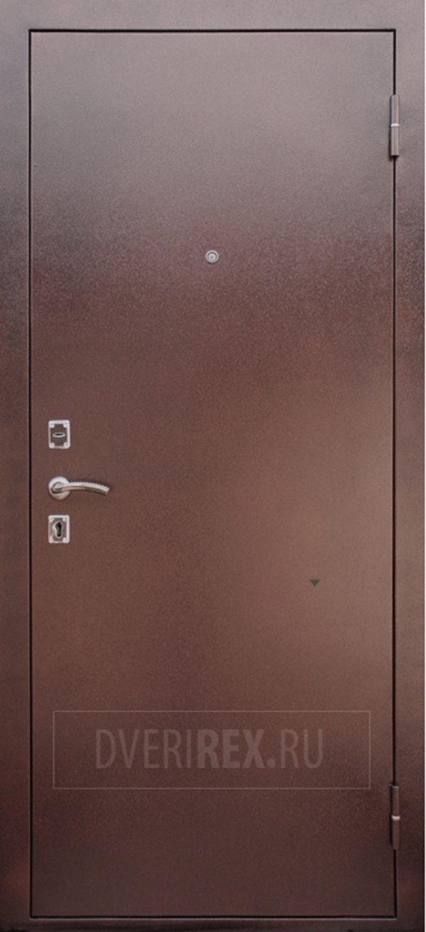 Входная Дверь Rex ReX Эконом Миланский Орех