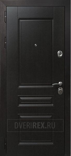 Входная Дверь Rex Сенатор 3 Ясень белый