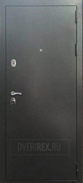 Входная Дверь Rex Титан Сандал белый