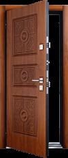 Входная дверь MASTINO Trento Дуб медовый - Дуб медовый