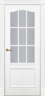 Двери Fineza Puerta Коллекция CLASSIC эмаль PO VENEZIA 1/9