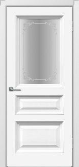 Двери Fineza Puerta Коллекция CLASSIC эмаль PO FLORENCIA 3