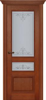 Двери Fineza Puerta Коллекция CLASSIC шпон модель PO GENEVA 2/2